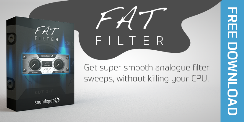 Photo of the FAT Filter Free Plugin for Mac OSX and PC Windows